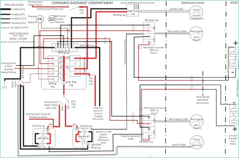 Fleetwood Excursion Wiring Diagram Wiring Schematic Diagram