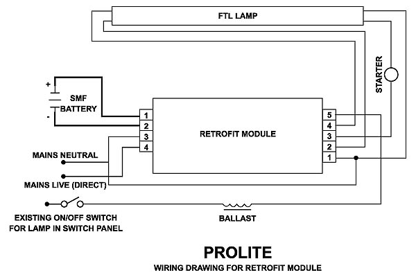 Battery Backup Wiring Diagrams Wiring Diagram