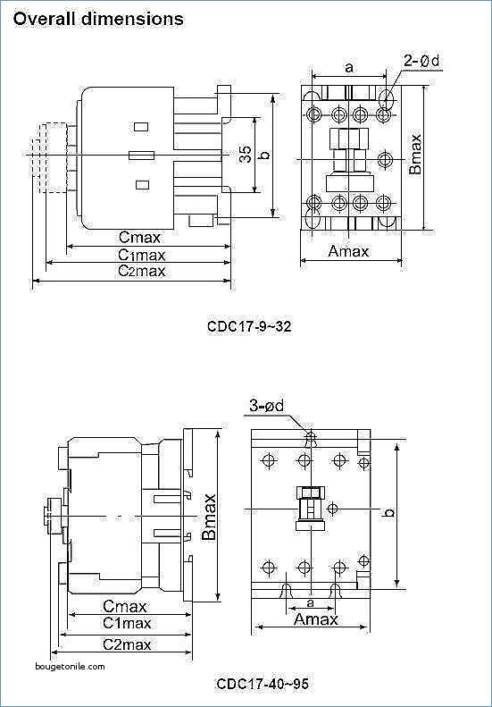 furnas contactor wiring diagram