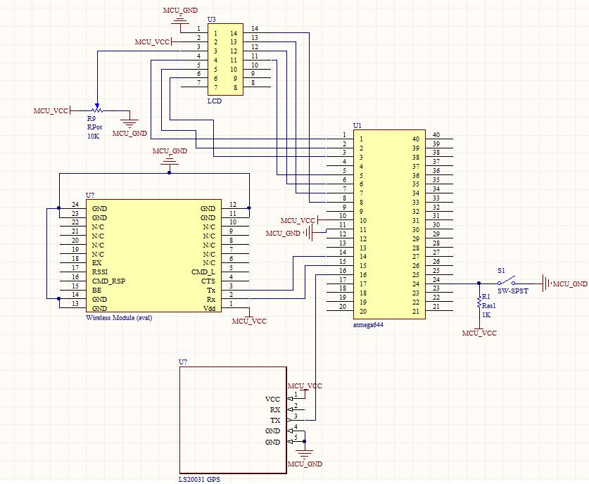 Gps Tracker Wiring Diagram Gallery Wiring Diagram Sample