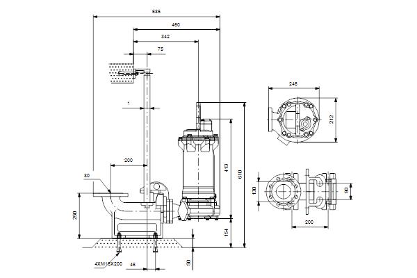 Grundfos Pump Wiring Diagram Sample Wiring Diagram Sample