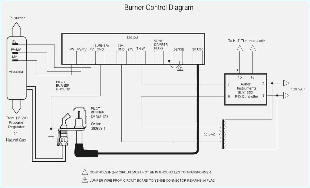 2wire honeywell thermostat wiring diagram