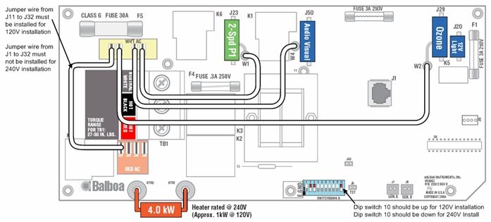 Spa Wiring Diagram 220 standard electrical wiring diagram