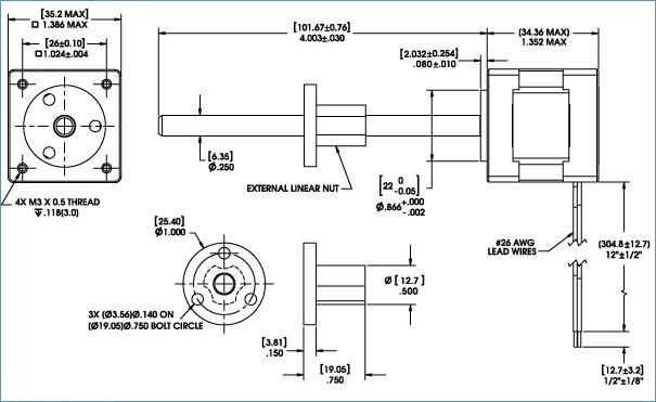 12v linear actuator wiring diagram