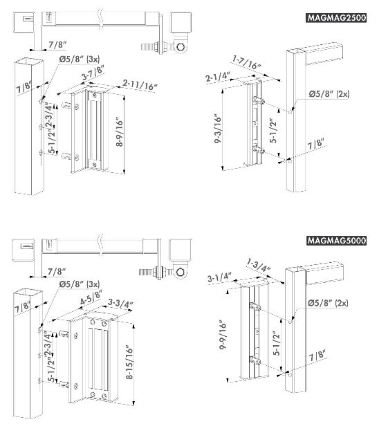 magnetic lock wiring diagram