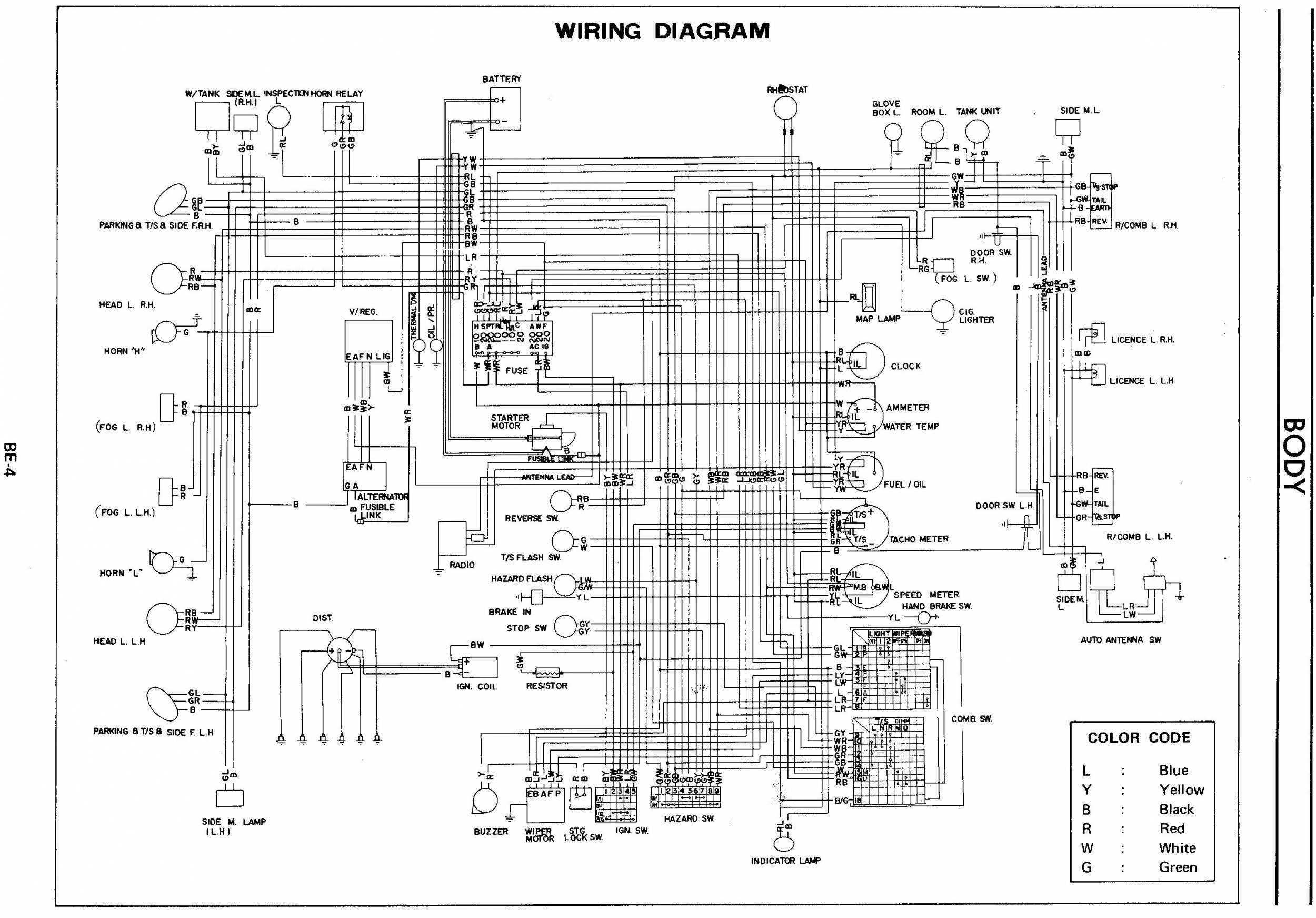 sprinter rv electrical diagram