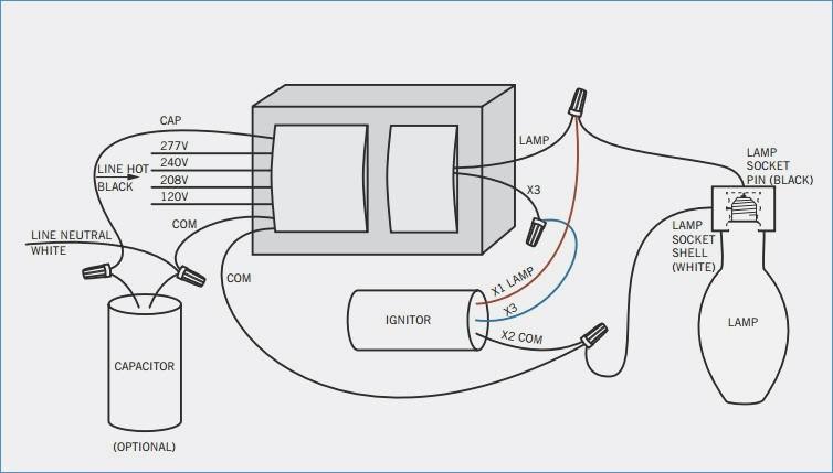 Hid Ballast Wiring standard electrical wiring diagram