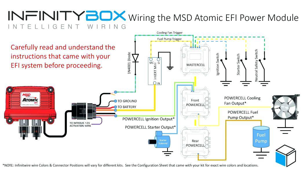 Msd atomic Efi Wiring Diagram Download Wiring Diagram Sample