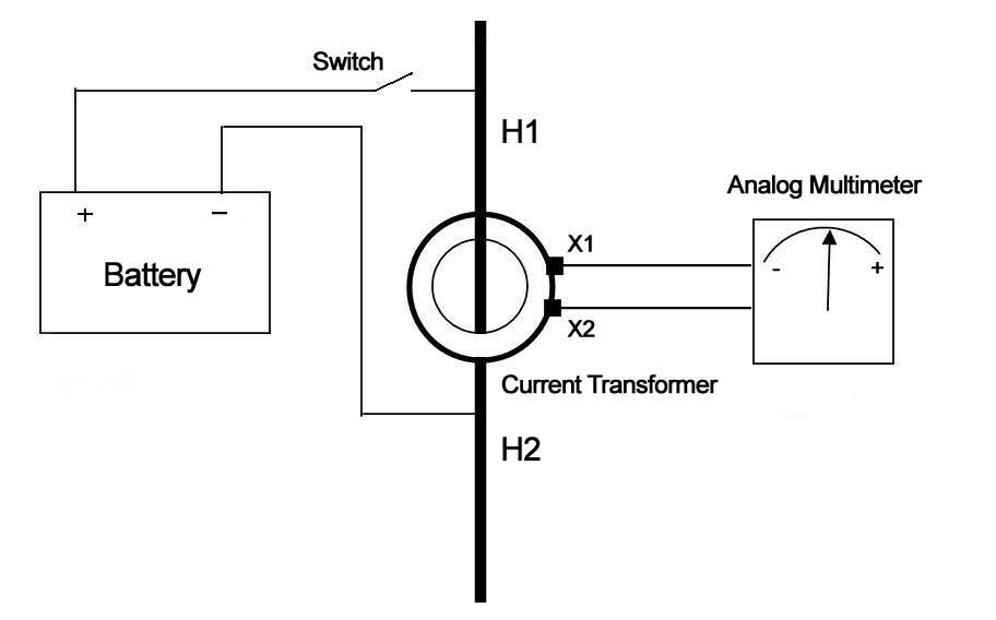 transformer primary wiring
