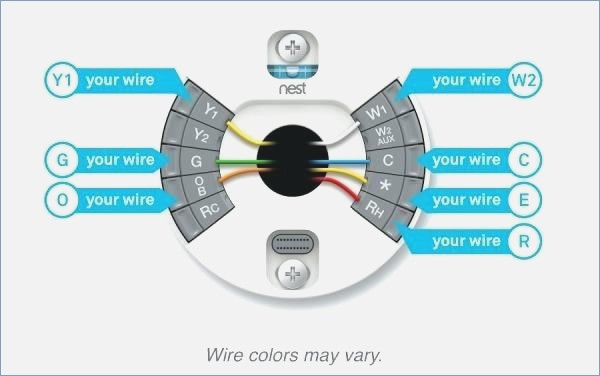 Nest E Wiring Diagram Collection Wiring Diagram Sample
