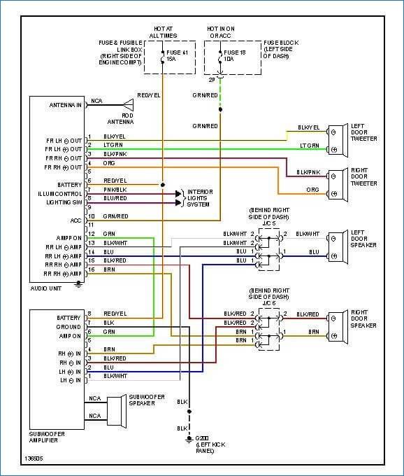 Nissan Titan Radio Wiring - Wwwcaseistore \u2022