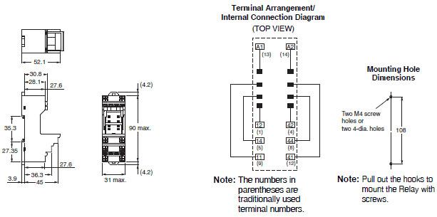 omron wiring diagram