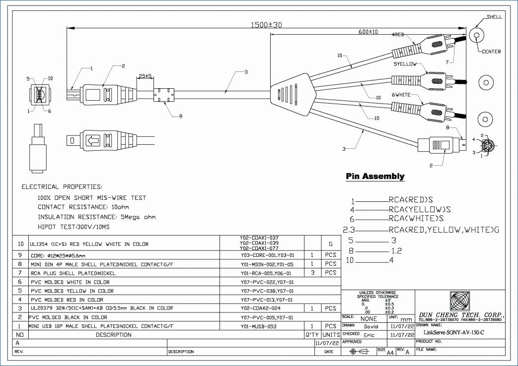 Rca to Rj45 Wiring Diagram Gallery Wiring Diagram Sample
