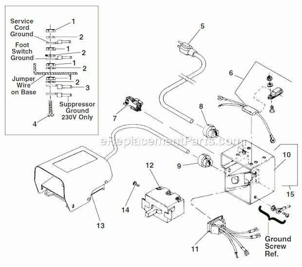 switch wiring diagram ridgid 300