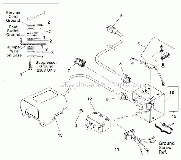 ridgid r4513 motor