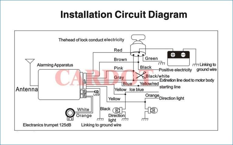 Scooter Alarm Wiring Diagram Sample Wiring Diagram Sample