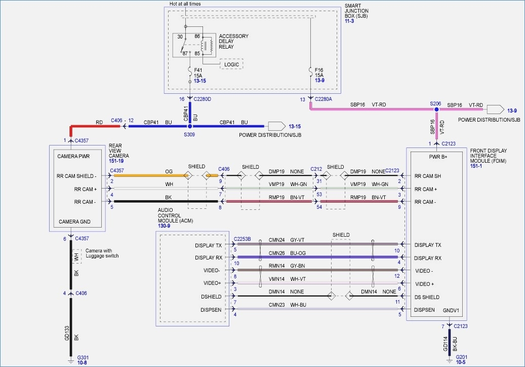 Wiring Diagram For A Camera Wiring Diagram