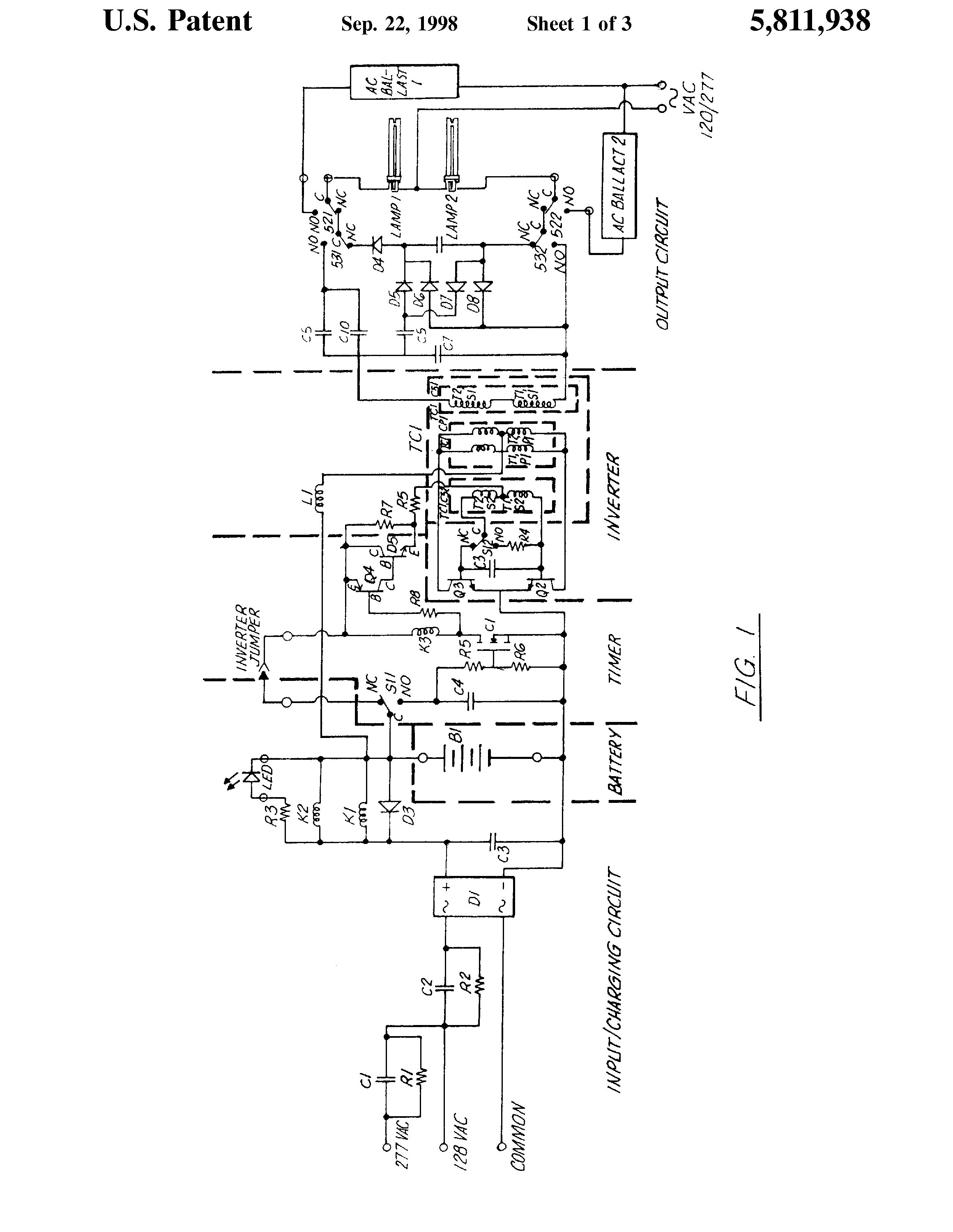 wiring diagram line out converter