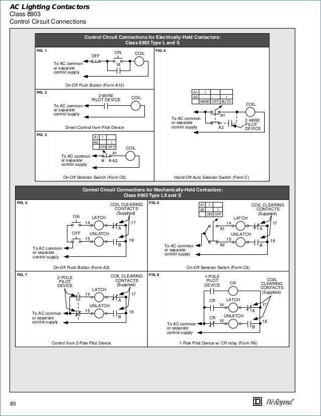 Square D Relay Wiring Diagram Download Wiring Diagram Sample