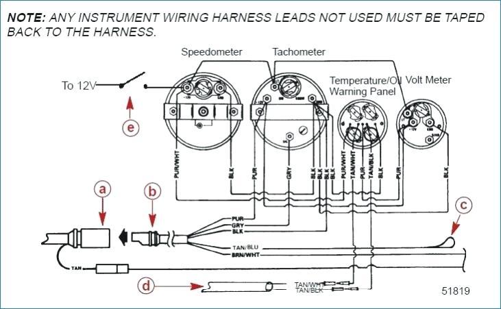 Mercury Trim Gauge Wiring Wiring Diagram
