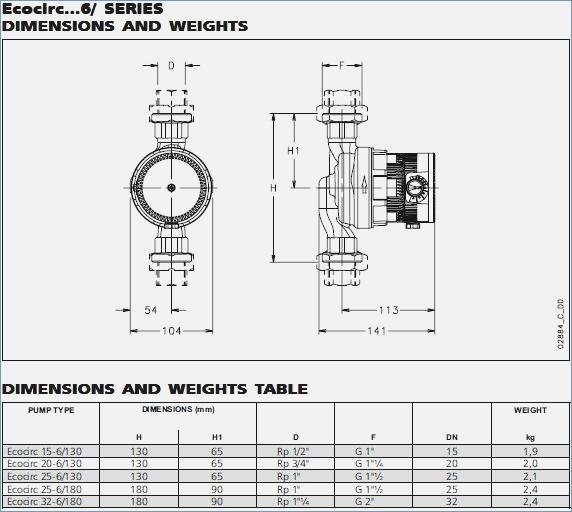Taco 007 Circulator Wiring circuit diagram template