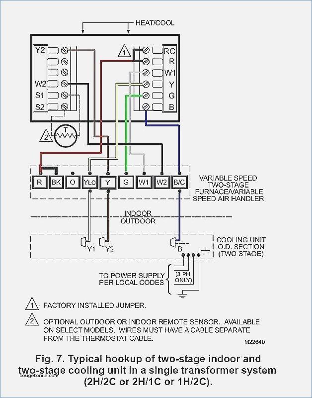 trane wiring schematics