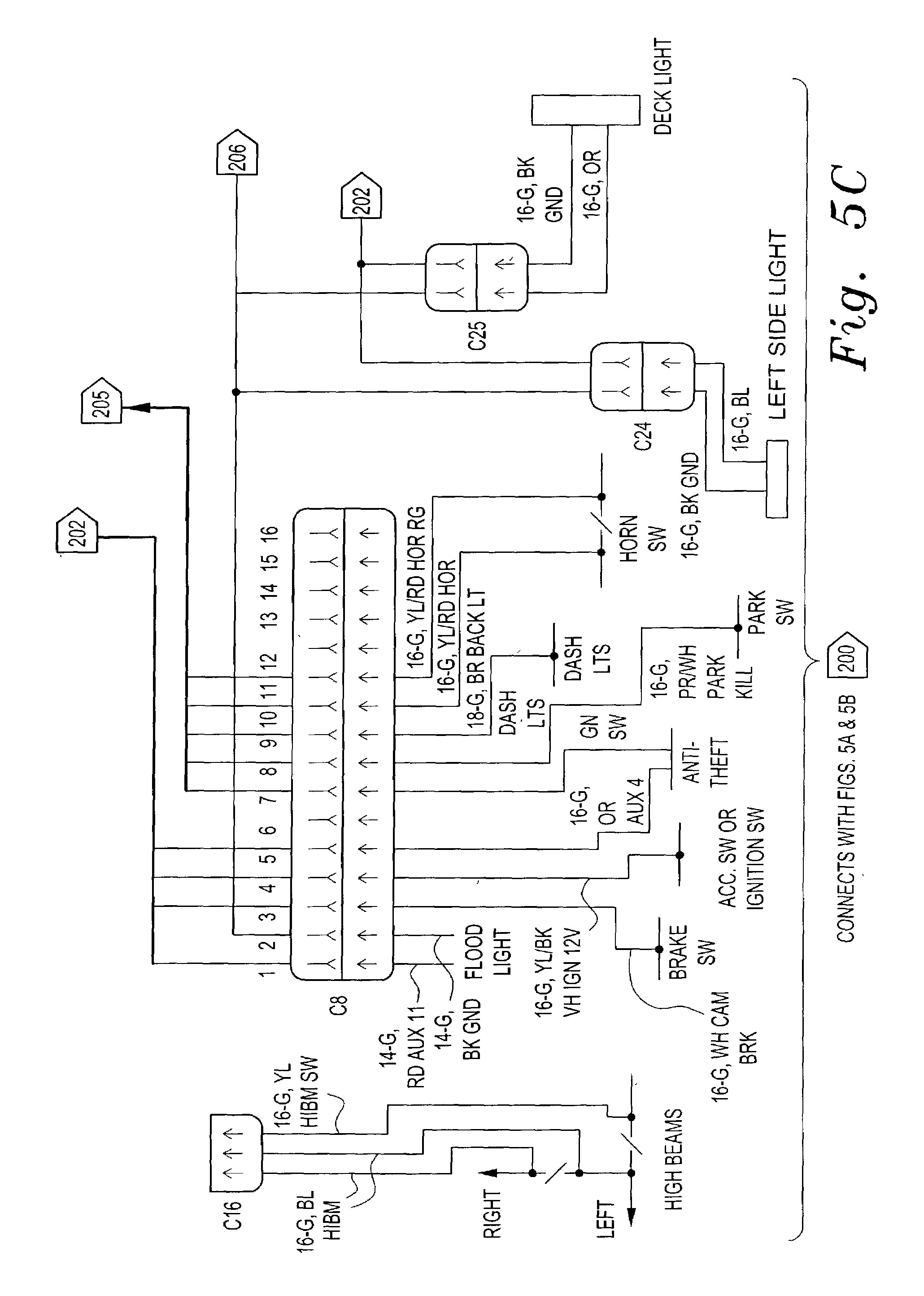 b8d9 whelen 295hfs4 wiring diagram model | wiring resources  wiring resources