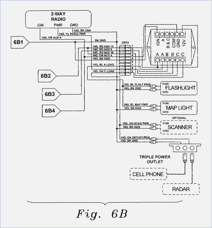 whelen siren 295slsa1 wiring diagram