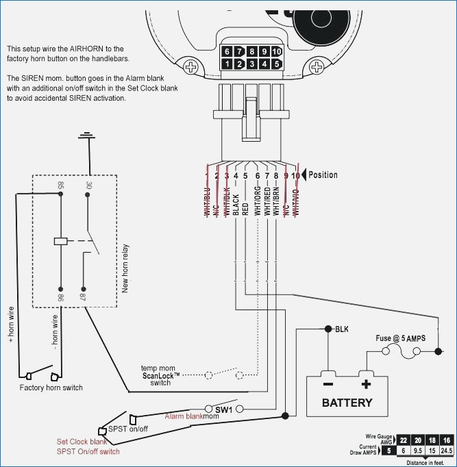 street hawk light bar wiring diagram