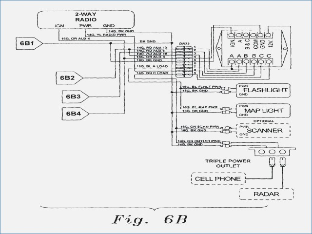 galls st110 wiring diagram