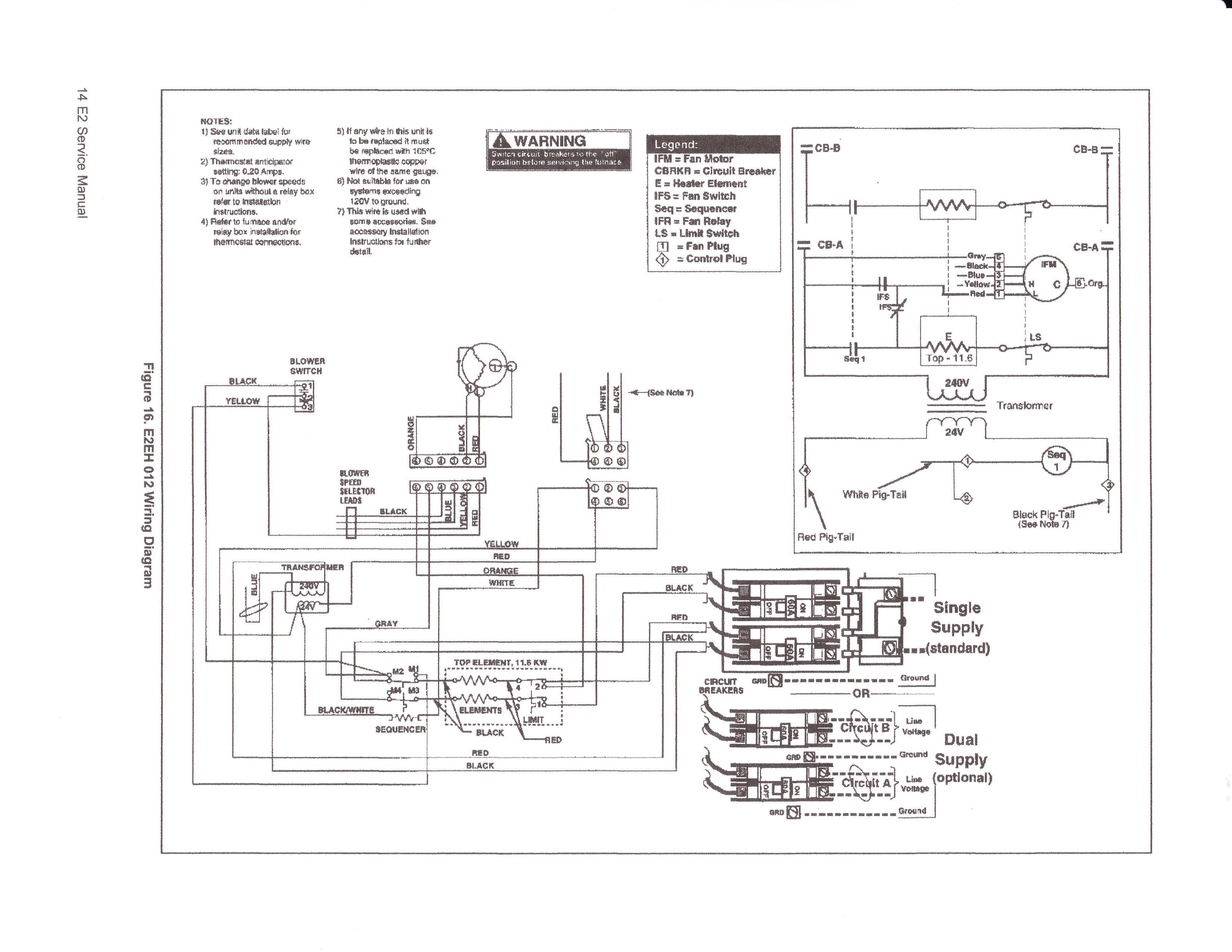 nordyne heat pump wiring diagram with 15 kw heat