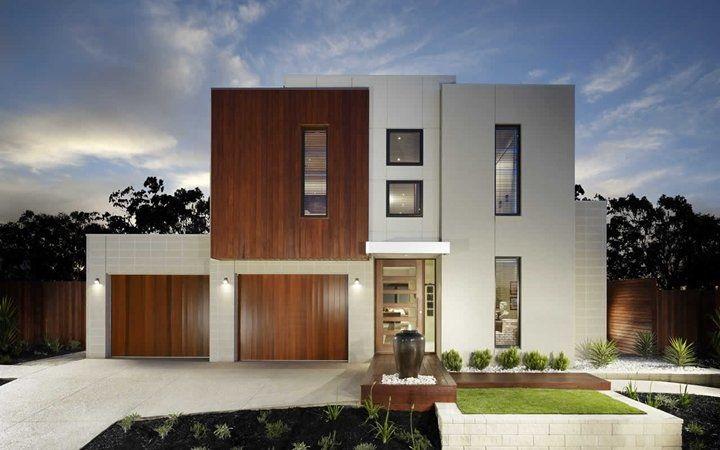 12 fachadas de casas modernas y bonitas fachadas de On casas modernas rectangulares