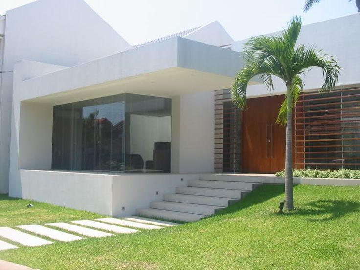 10 fachadas de casas modernas blancas fachadas de casas