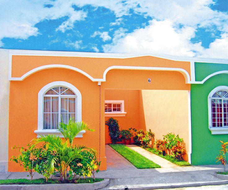 Fachadas de casas modernas ideas de fachadas planos for Colores de modas para casas 2016