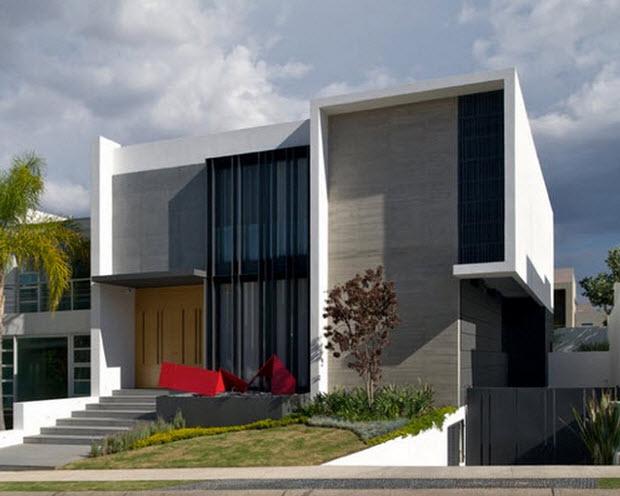 10 fachadas de casas modernas en barranquilla fachadas