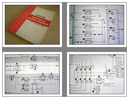1996 Toyota Tercel Wiring Diagram Car Electrical Wiring Diagrams