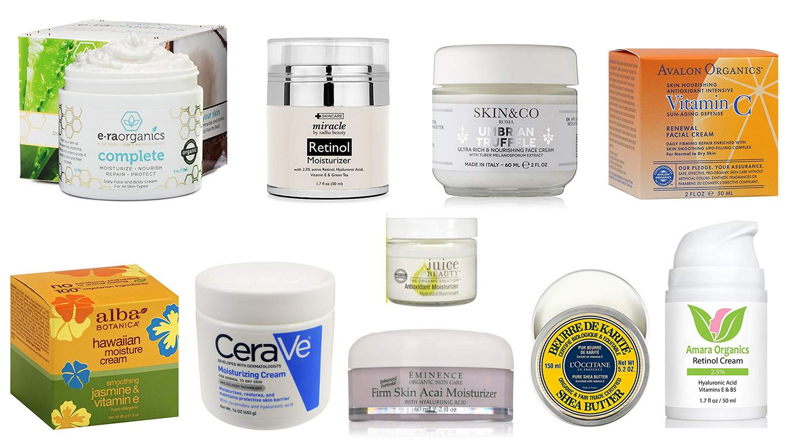 Best Skin Care Cream Best Moisturizer To Apply After A Steam Facial