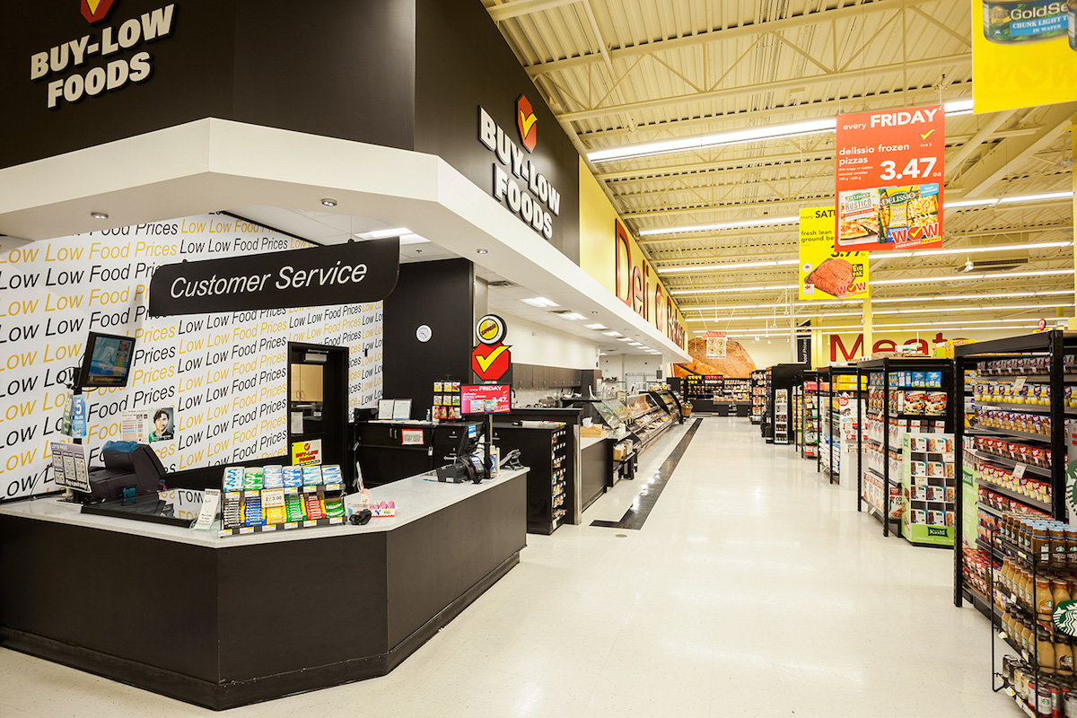 Led Lighting Prices Led Lighting Case Study Buy Low Foods