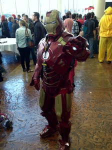 Iron Man - Lexington Comic and Toy Convention 14