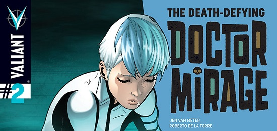 Read The Death-Defying Doctor Mirage - Second Lives comic ...