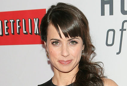 "NEW YORK, NY - JANUARY 30:  Constance Zimmer attends the Netflix's ""House Of Cards"" New York Premiere at Alice Tully Hall on January 30, 2013 in New York City.  (Photo by Jemal Countess/Getty Images)"