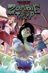 ZombieTramp_BitchCraft_TPB_cover_solicit