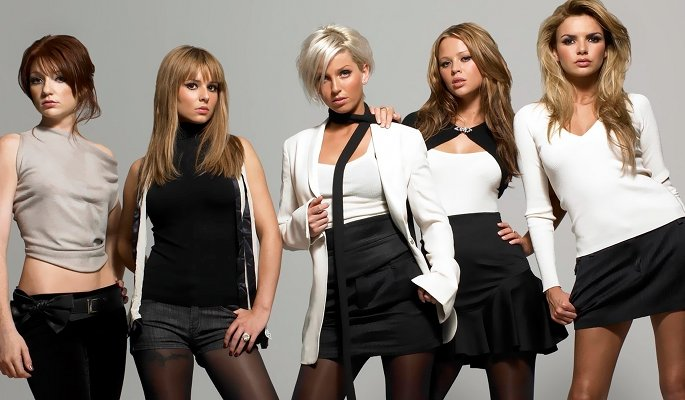 Girls Aloud Wallpaper And The Best Selling Girl Group Of The 21st Century Is
