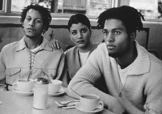 Lady Butterfly Hd Wallpaper Digable Planets To Release 1994 Alternative Rap Touchstone