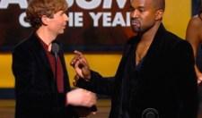 Kanye Pulls A Kanye At 2015 Grammy's
