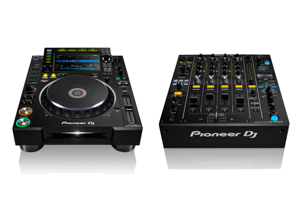 Pioneer DJ updates flagship Nexus CDJ and mixer