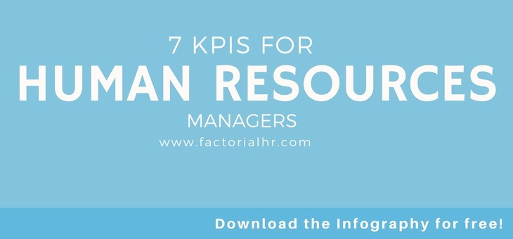 7 Key Indicators of Human Resources - HR KPI - Factorial