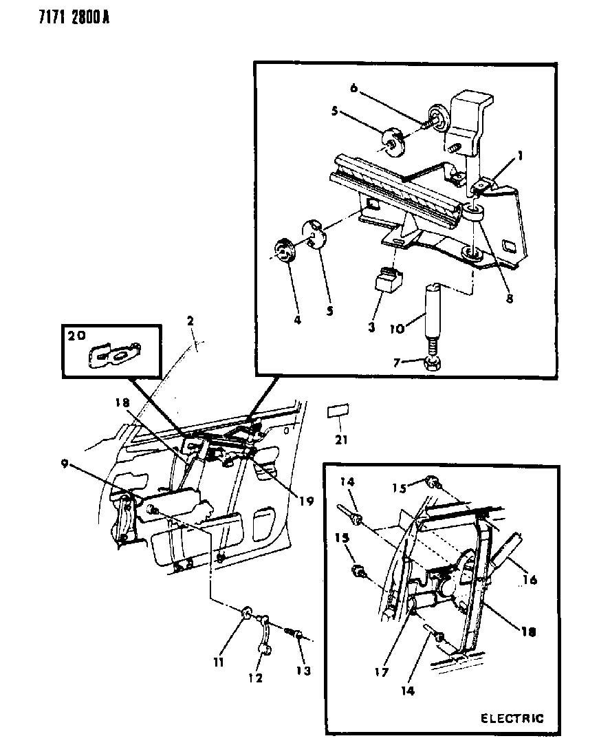 1989 chrysler new yorker wiring harness