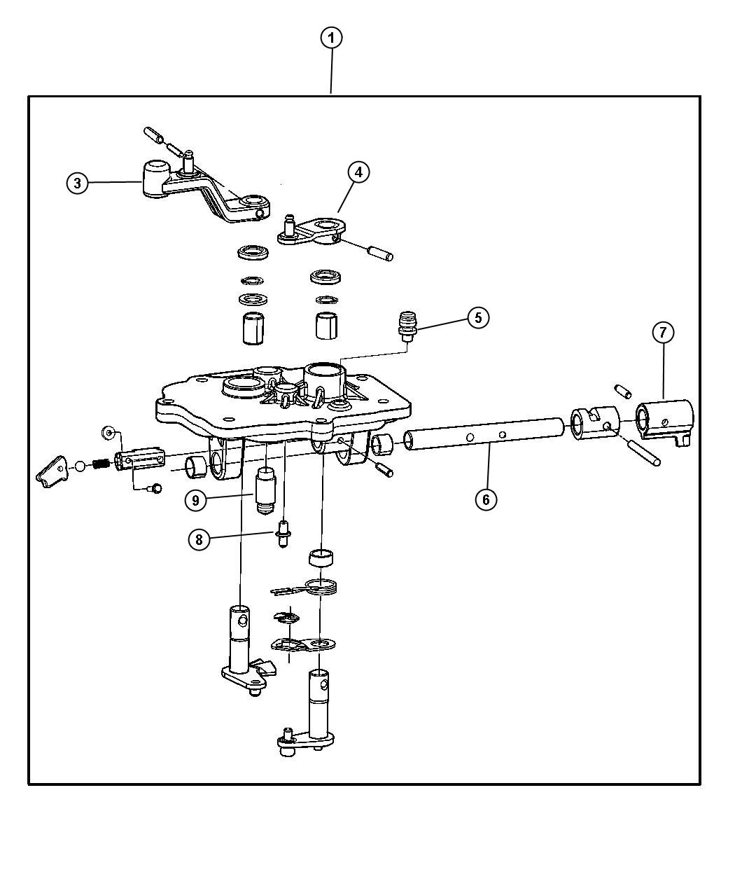 95 ford contour fuel filter location