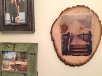 How to Transfer a Photo to Wood with Mod Podge  Factory ...